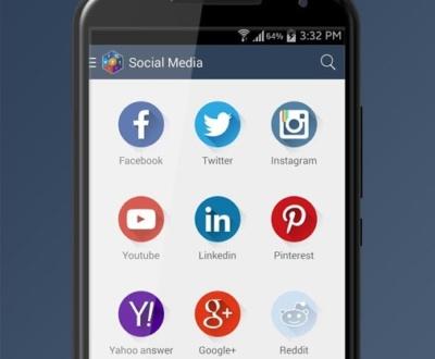 Integrating Social messaging apps into communications